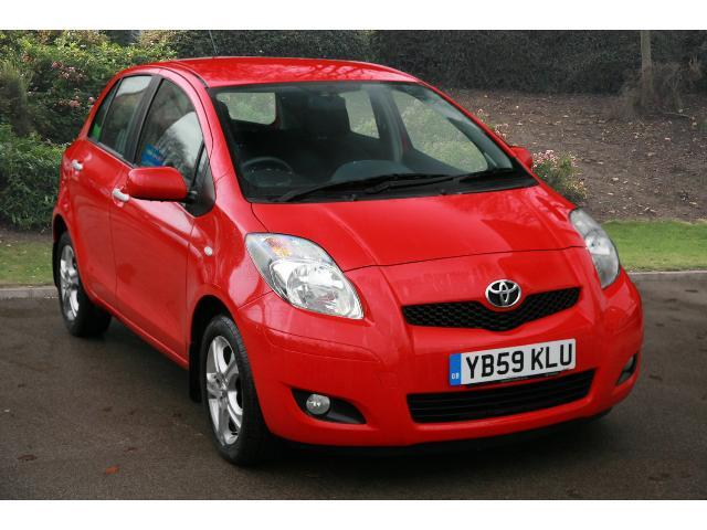 Toyota Yaris For Sale Scotland Toyota Yaris Automatic