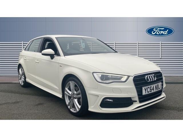 used audi a3 1 4 tfsi 150 s line 5dr petrol hatchback for sale in scotland macklin motors. Black Bedroom Furniture Sets. Home Design Ideas