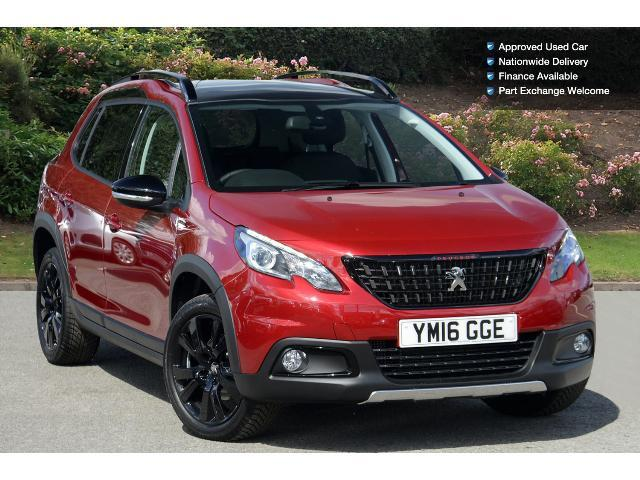 used peugeot 2008 1 2 puretech 130 gt line 5dr petrol. Black Bedroom Furniture Sets. Home Design Ideas