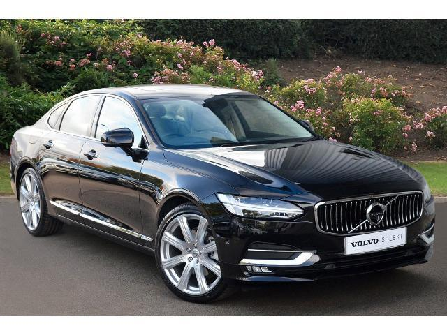 used volvo s90 2 0 d4 inscription 4dr geartronic diesel saloon for sale in scotland macklin motors. Black Bedroom Furniture Sets. Home Design Ideas